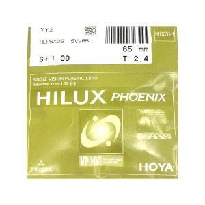 Tròng Kính Hoya Hilux Phoenix 1.53 HVP