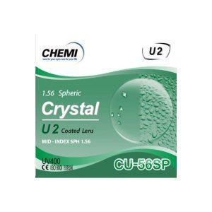 Tròng Kính ChemiLens 1.56 SP U2