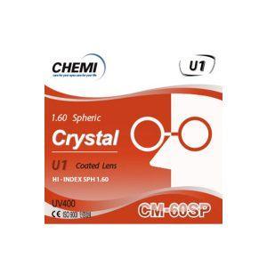 Tròng Kính ChemiLens 1.60 SP U1
