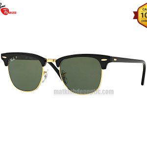 RayBan Clubmaster RB3016-901/58(51IT)