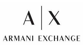 logo armani exchange mat kinh dep optic