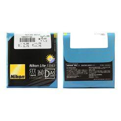 Tròng Kính Nikon Lite 3DAS SeeCoat Plus UV 1.60
