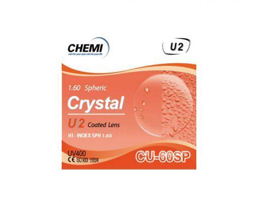 Tròng Kính ChemiLens 1.60 SP U2