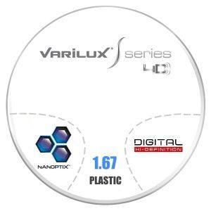 Đa Tròng Essilor Varilux S Series 4D 1.67