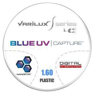 Đa Tròng Essilor Varilux S Series 4D Blue UV 1.60
