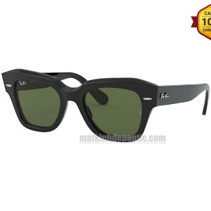 RayBan State Street RB2186-901/31(49IT)